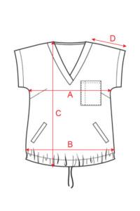 Bluzy medyczne damskie Welt